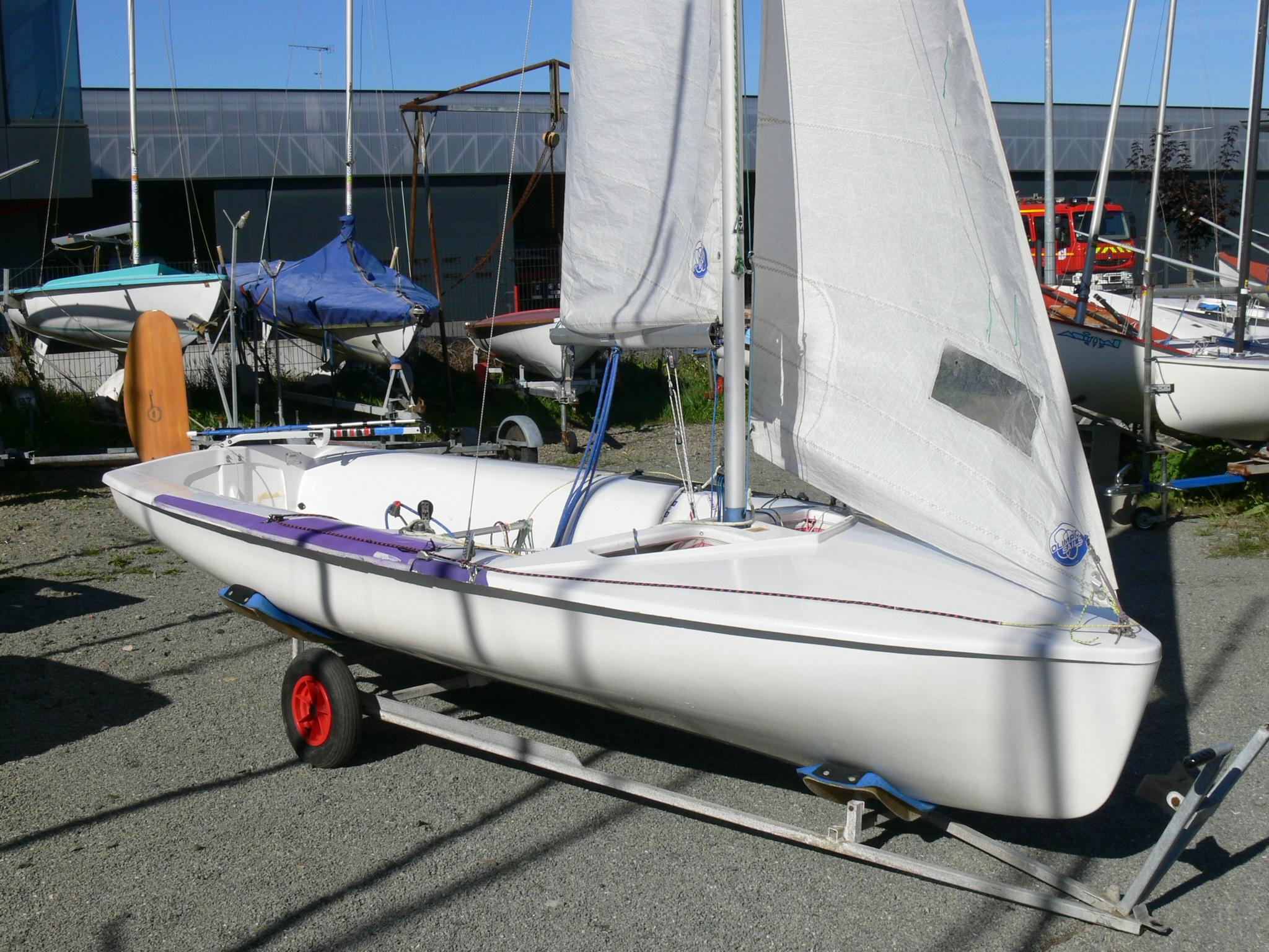 bateau 420