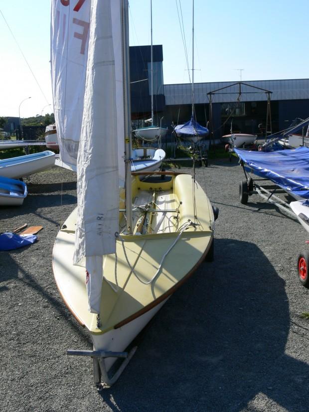 a vendre deriveur 470 yachting france occasion loisir deriveur services dinard P1340695