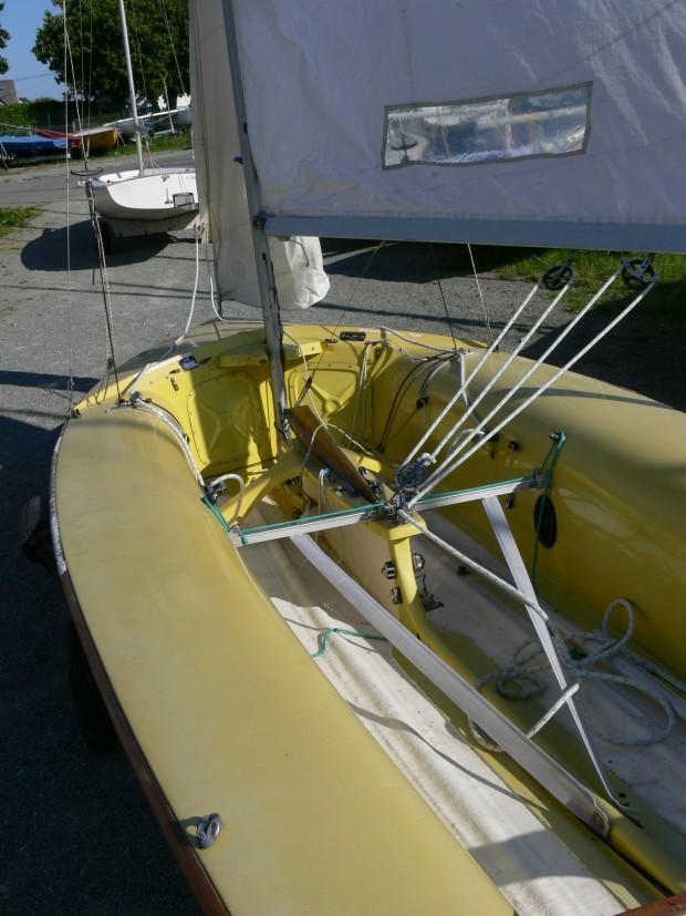 a vendre deriveur 470 yachting france occasion loisir deriveur services dinard P1340698
