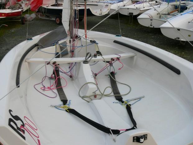 a vendre deriveur double RS200 occasion ldc deriveur service dinard skiff P1340943