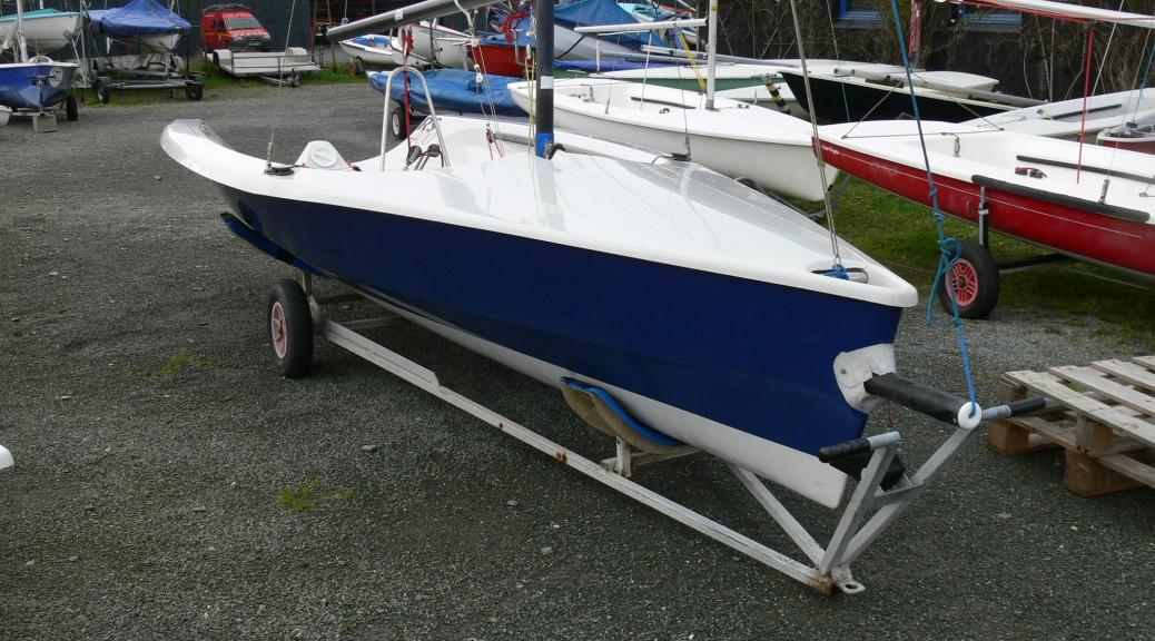 a vendre deriveur double RS400 occasion ldc deriveur service dinard skiff P1340891