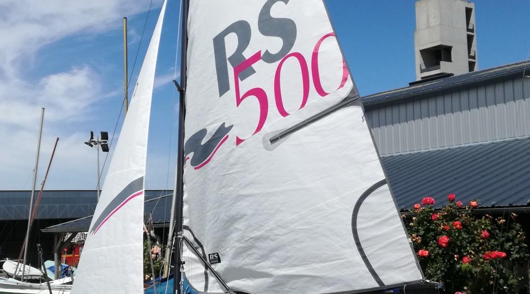 RS500 d'occasion à vendre. Skiff dériveur