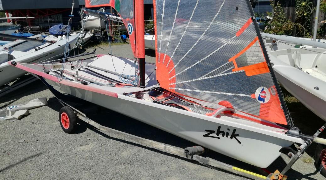 29er skiff double trapèze occasion dériveur services