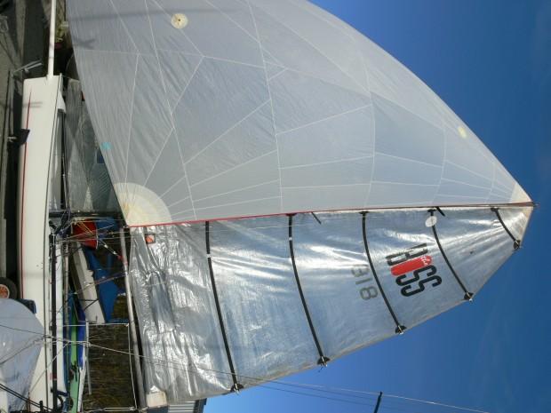 Boss double trapèze skiff occasion dériveur services (3)